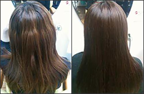 髪質改善イメージ